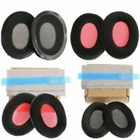 Replacement Ear Pads Kit for Kingston HYPERX Cloud Core KHX-HSCC-BK-FR Headphone