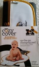 """missouri cozy cover on the go changing pad cushioned 20""""x23"""""""