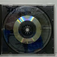 Snow Girl I've Been Hurt CD Single Promo 1993 EastWest Records PRCD 5139