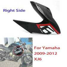 Right Side Body Fairing Panel Cover Bright Black Cool ABS for Yamaha -XJ6 09-12