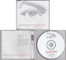Michael Jackson YOU ROCK MY WORLD Maxi CD Single 2001