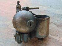 Vintage Veteran Solex Zenith Bronze Carburettor Body Vergaser AH 2372