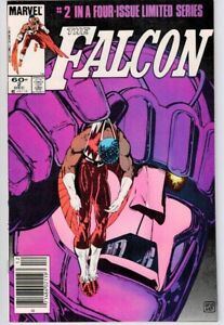Falcon #2 (1983) VF 8.0 Newsstand Edition