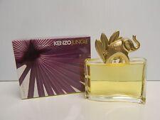 KENZO JUNGLE L'ELEPHANT Eau de Parfum for Women 3.4 oz / 100 ml New! Sealed Box!