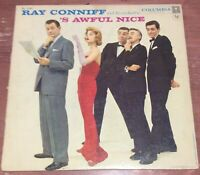 Ray Conniff and His Orchestra  'S Awful Nice LP Vinyl Record Album Columbia