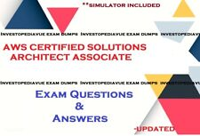 AWS Certified Solutions Architect Associate Exam dumps question&A and simulator