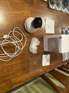YI Dome Security Camera 720p HD, Audio - Pan & Tilt Night Vision Motion Tracking