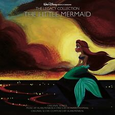 The Little Mermaid: Walt Disney Records The Legacy Collection (NEW 2CD)