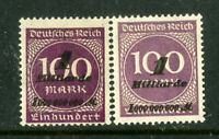 Germany Stamps # 310A-B VF OG LH Rare Scott Value $450.00