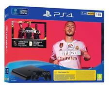 CONSOLA SONY PS4 1TB + FIFA 20/FUTVCH/PS+14D/DS4 2