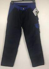 Mascot Work Torino Pants 00979-430-11 Workwear Trousers Blue 32x32 New