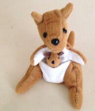 Kangaroo and Baby Joey Plush Toy