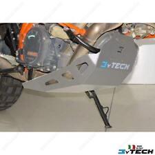 CRASH BAR SUMP GUARD ALUMINUM MYTECH SILVER KTM 1050 Adventure ABS 15/16