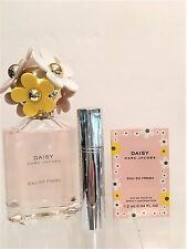 MARC JACOBS DAISY EAU SO FRESH DELUXE TRAVEL SPRAY PERFUME .5OZ (15ML)+SAMPLE