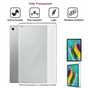 Clear Light Slim Gel case Cover For Samsung Galaxy  Tab A 10.1 T510 T515 (2019)