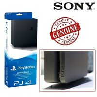 Genuine Sony Vertical Stand Upright Holder Playstation 4 Slim PS4 Pro Console