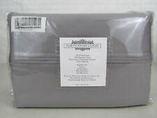 North Shore Linens 6 Piece King Sheet Set 950TC Gray/Silver-New