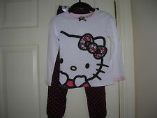 Pyjamas Set HELLO KITTY for Girl 4-6 years H&M