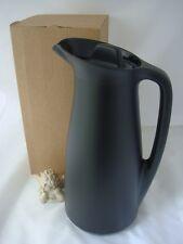 Heisse Kanne C165 Thermo Tup  Thermoskanne 1.0 Liter Schwarz Tee Tupperware