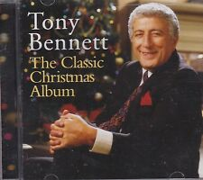TONY BENNETT - THE CLASSIC CHRISTMAS ALBUM - CD - NEW -