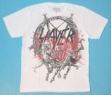 Slayer - Hell Awaits T-shirt Pima Cotton Summer Collection