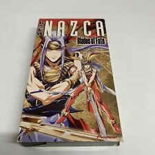 Nazca Blades of Fate VHS