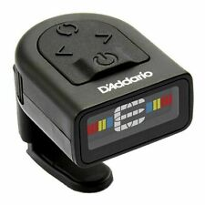 More details for d'addario pw-ct-12 ns micro headstock chromatic tuner. guitar,uke,violin,bass ++