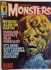 FAMOUS MONSTERS #169 (1980) Warren B&W Magazine VG+