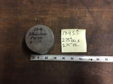 17 4 Ph Stainless Steel Round Stock Tool Die Shop Rod Bar 275 Od X 275 Long