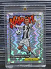 2018 Panini Christiano Ronaldo Kaboom! #K-CR Juventus P23