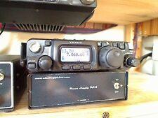 Alimentatore stabilizzato power supply FT-817 e audio