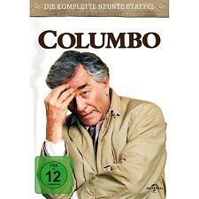 Columbo - Komplette 9 Staffel - Neu + in Folie - FSK 12 - Peter Falk