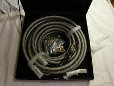 Dynavox High-End Lautsprecherkabel Stereo 2 x 5,0 m besonders hochwertig