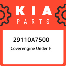 29110A7500 Kia Coverengine under f 29110A7500, New Genuine OEM Part