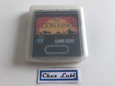 The Lion King - Sega Game Gear - PAL - Cartouche Avec Boitier