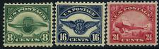 USA 1923 Flugpostmarken, MiNr 286/8, ** MNH