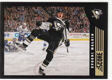 13/14 2013/14 Score Hockey Black Parallel #400 Evgeni Malkin Penguins