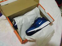 Nike Zoom Pegasus  34 Flyease Running shoe  Youth Size 6.5W   Blue  Lightly Used