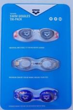 GENUINE Arena Swim Goggles 3 Pack For Adults Superfast Dispatch & Shipping!!