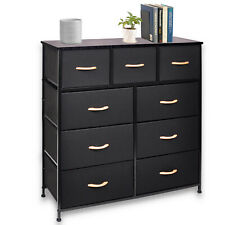 Dresser 9 Drawer Bedroom Furniture Storage Chest Organizer Closet Cabinet Home