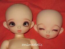 BJD FairyLand Doll YoSD LittleFee Flora Natural Skin w/ Open Sleep Face NEW MINT
