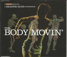 BEASTIE BOYS Body Movin / Dr. lee Phd MIXES & DUB CD single SEALED USA Seller