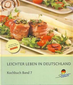 Leichter Leben in Deutschland LLID Kochbuch Bd 7 mit Metatyp gerechten Rezepten