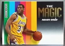 "Earvin ""Magic"" Johnson card The Magic Never Ends 92-93 Skybox Unnumbered"