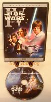 ✅ Star Wars: Ep IV 4  A New Hope 1-Dvd 🎬 𝐍𝐎 𝐅𝐀𝐊𝐄𝐒 𝐇𝐄𝐑𝐄!