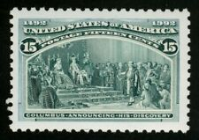 #2628b 15c Voyages of Columbus, Mint ANY 4=