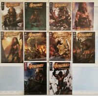 Hercules The Knives of Kush 1 2 3 4 5 +Variants Set Series Run Lot 1-5 VF/NM
