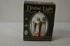 DIVINE LIGHT Santa Barbara Reusable Religious Candle