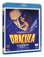 Dracula (1931) (Region Free) Blu Ray