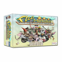 GUT1009 Gut Bustin Games Flea Marketeers Board Game